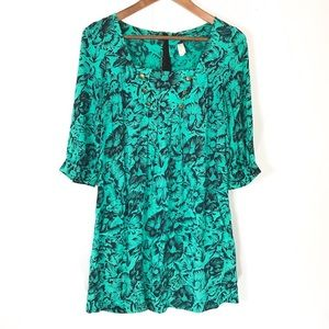 ANTHRO MAEVE • Floral Printed Dress | 4